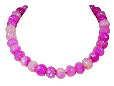 fcc6ec72576e   Increíble oftalmoplejía   Magnífico collar   Muy hermoso de piedras  preciosas   Top   Diseño de piedras semipreciosas   Tamtam   New    Amazon.es  Joyería