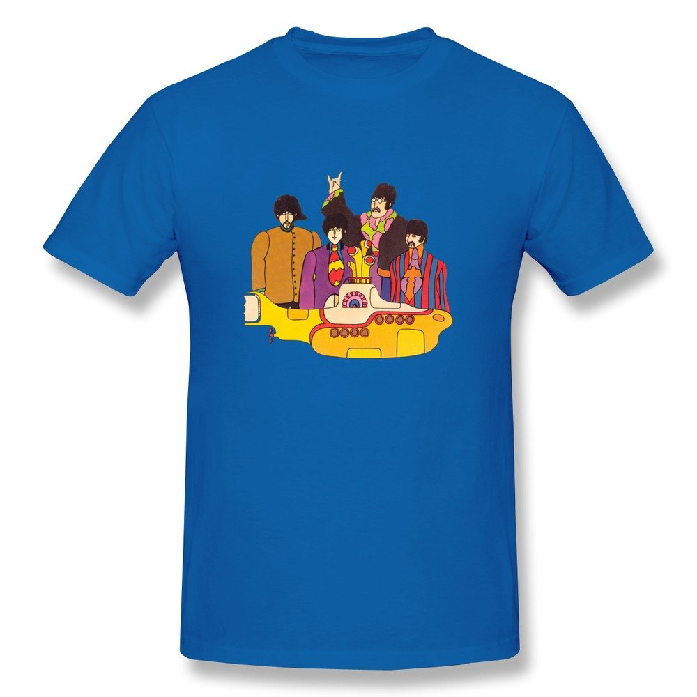 Sanyou S Beatles Yellow Sub Characters Tshirt