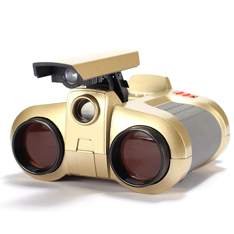 GUIGSI 4x30 Telescopio Binocolo per La Visione Notturna, Binocolo Adatto all'Aperto Concerti