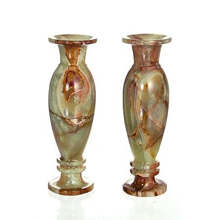 Discount Etnico Onyx Vase Handicrat From Pakistan 25 Cm Amazon