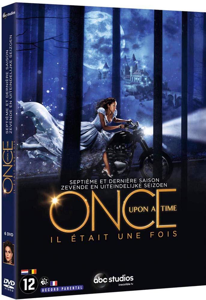 Once Upon a Time (Il était une fois) - L'intégrale de la saison 7 [Francia] [DVD]