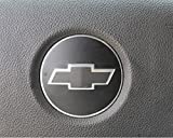 Steering Wheel Bowtie Overlay Decal - 2007-2013