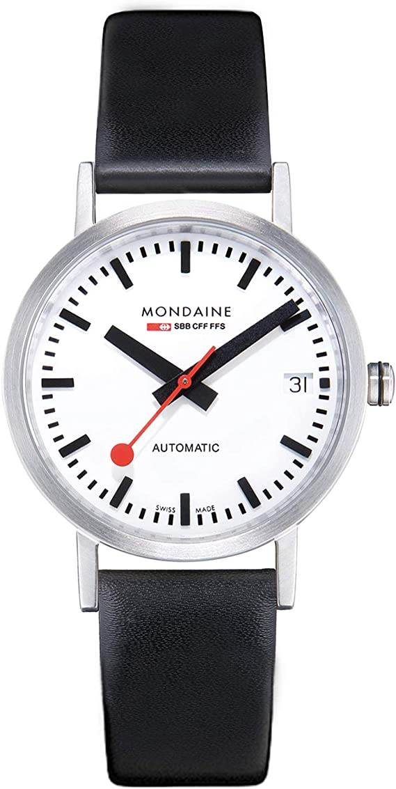 Mondaine SBB Classy Wrist-Watch (A128.30008.16SBB) Swiss Made