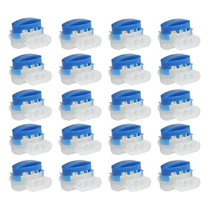 Astonishing Ofnmy 20 Pack Cable Connector Quick Wiring For Automower Husqvarna Wiring Digital Resources Counpmognl