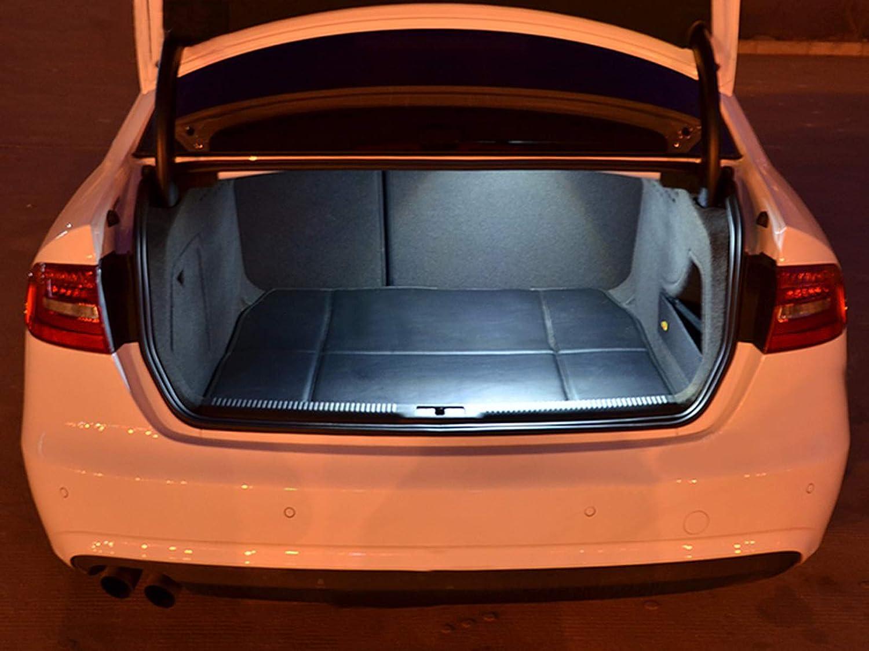 MuChangZi 1Pcs LED Luggage Compartment Light Glove Box Lamp For P//eugeot 206 207 306 307 308 406 407 607 806 807 C//itroen C2 C3 C4 C5 C6 C8