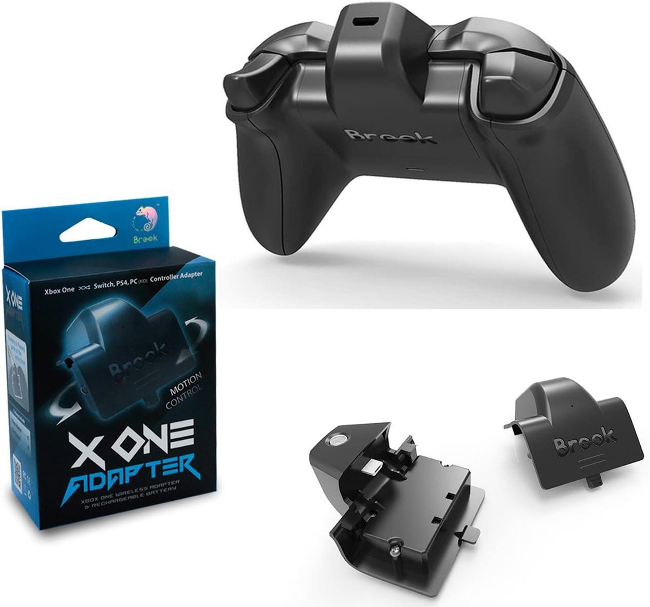 Brook Adaptador X One - Xbox One para Nintendo Switch / PS4 / Xbox ...
