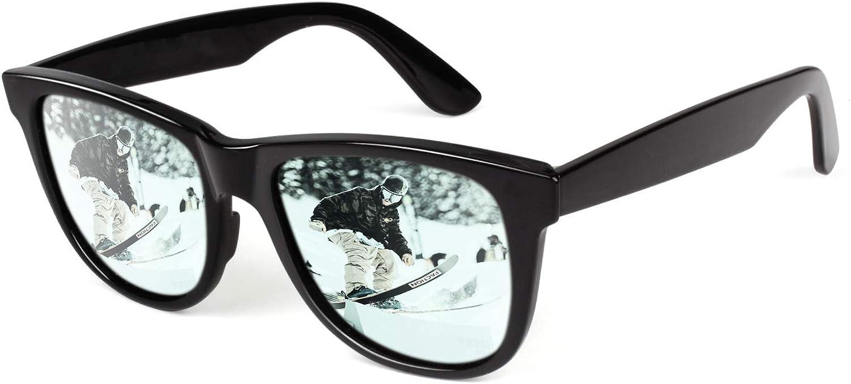 CGID Gafas de Sol Polarizadas Hombre Mujer Clásicas Irrompible ...