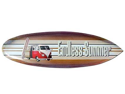 Seestern Sportswear FBA_1854 - Tabla de Surf (Madera, 50,80 o 100 cm