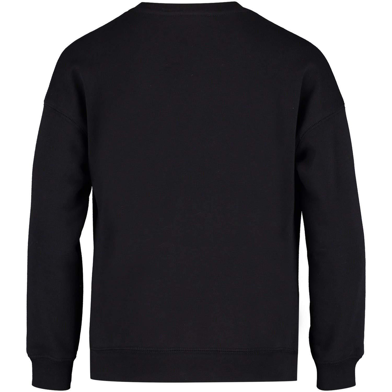 3d67e8a3b4 Amazon.com: Kenzo Kids Girl's Copper Tiger Sweater (Big Kids) Black 14:  Clothing