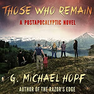 Those Who Remain Audiobook