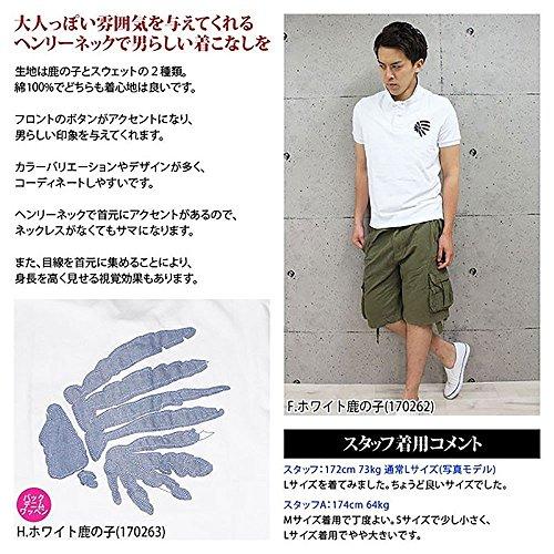 (カリホリ) Cali Holi ポロシャツ メンズ 半袖 大きいサイズ ゴルフ