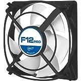 ARCTIC F12 PRO - 120mm Fluid Dynamic Bearing Low Noise Case Fan with Unique Anti-Vibration System