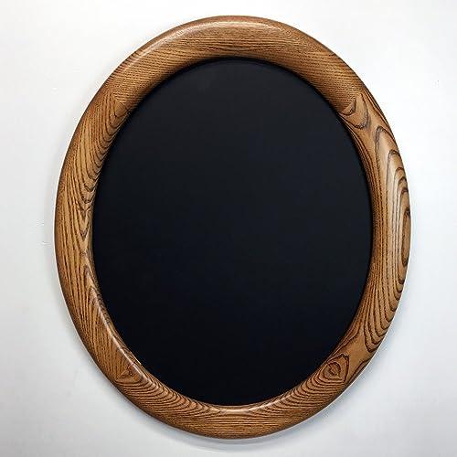 Amazon Oval Picture Frames 16 X 20 Oak Ash Handmade