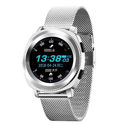 Amazon.com: 2018 newfashioned inteligente deportivo reloj de ...