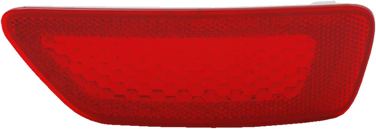 Multiple Manufactures CH1185100OE Standard No variation Bumper Reflector