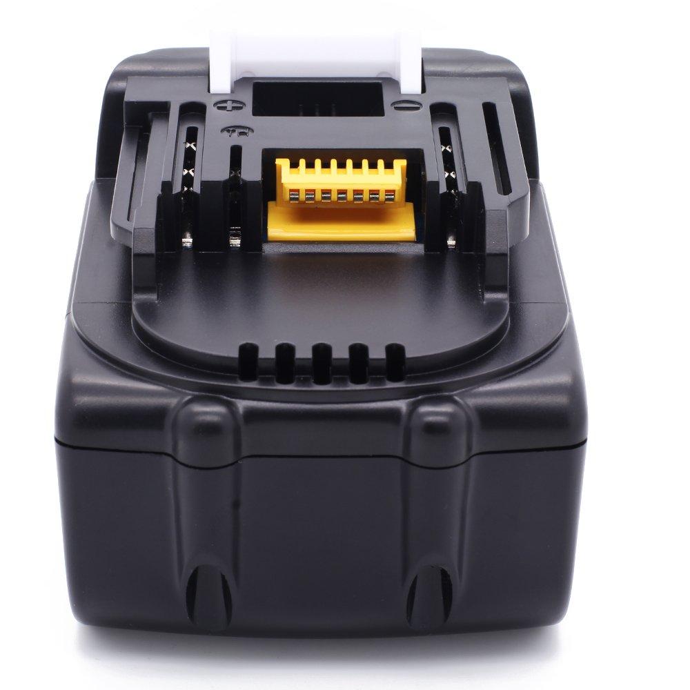 Felimoda 14.4V 3000mAh Replacement Battery for Makita BL1430 BL1415/BL1430/194065-3/194066-1 1 PCS