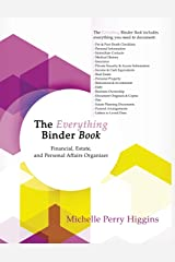 The Everything Binder Book: Financial, Estate, and Personal Affairs Organizer Paperback