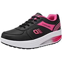 ❤️Femmes Baskets Sports Minceur Chaussures Plate-Forme Mode Simple Running Gym Sneakers Respirant Outdoor Casual