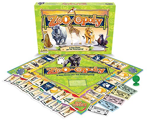 zoo board game - 8