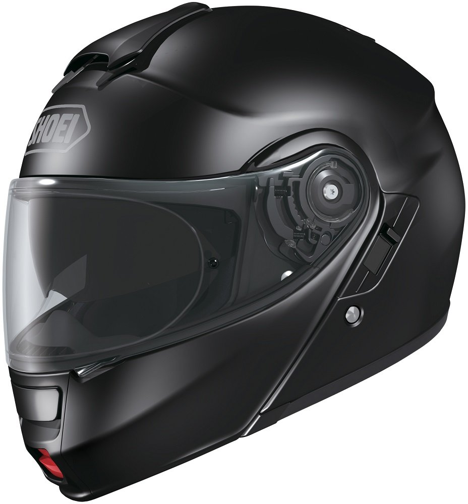 Shoei Neotec Black SIZE:LRG Full Face Motorcycle Helmet