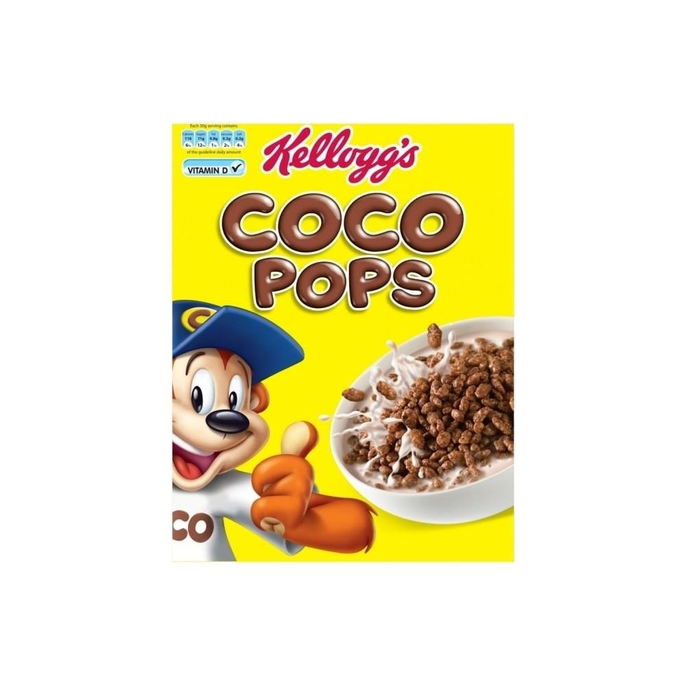 Kellogg's Coco Pops (295g) - Pack of 2 Grocery