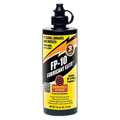 Shooter's Choice FP-10 LUBRICANT ELITE 4OZ SQZ BTL (FPL04)