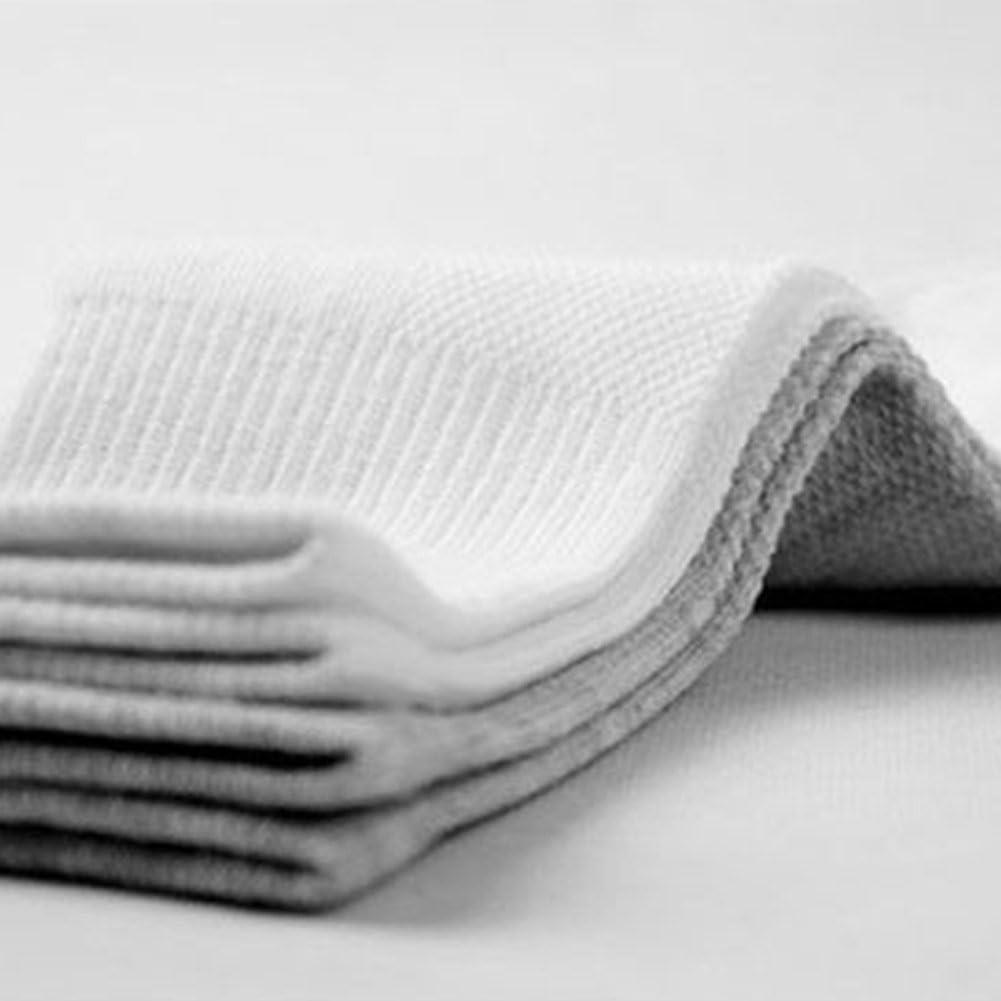 yingyue Fashion Men Soft Cotton Blend Socks Athletic Sport Gym Casual Socks