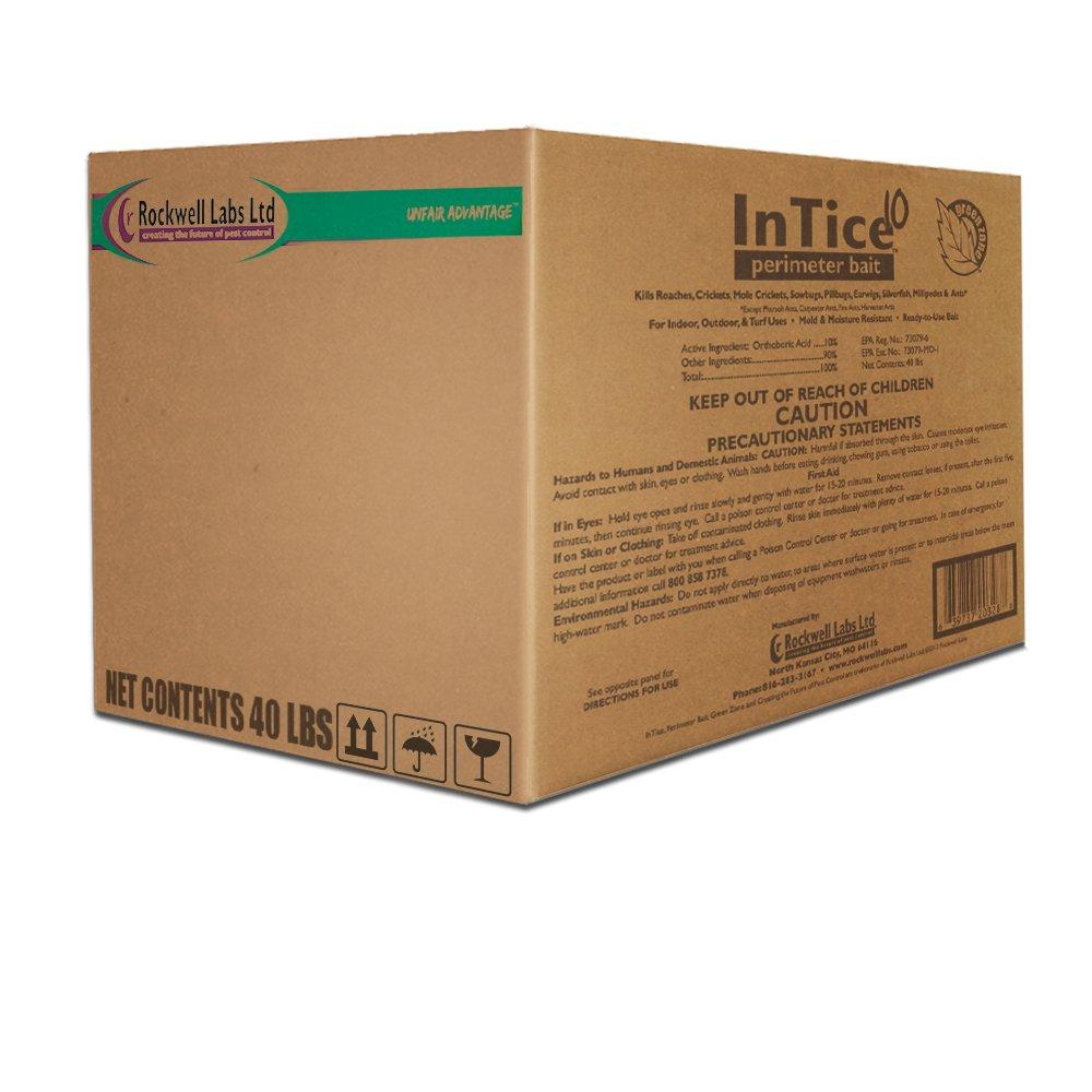InTice 10 Perimeter Bait - 40 Lb. Box 805642