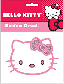 Chroma 001122 Cling Bling Hello Kitty Decal