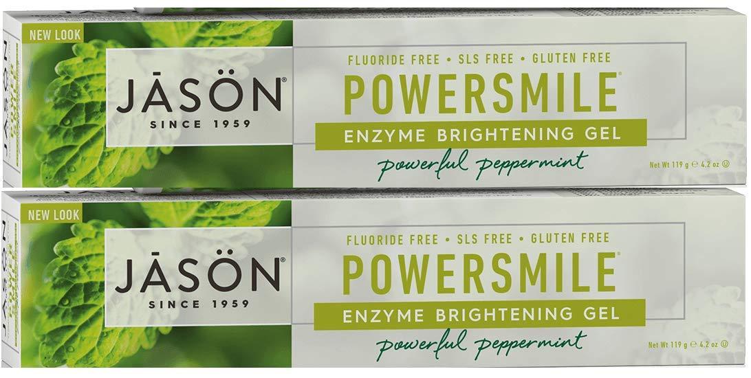 Jason enzima Brightening pasta de dientes con Papaya y Piña ...