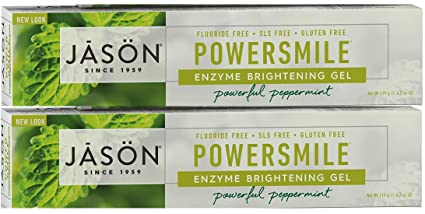 Jason enzima Brightening pasta de dientes con Papaya y Piña enzimas ...