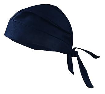 Occunomix - Gorro con corbata, Pack of 1, azul marino, 1