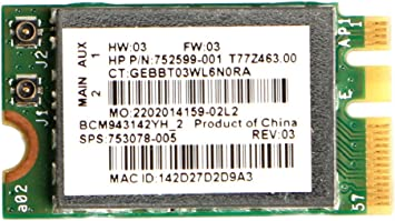 USB 2.0 Wireless WiFi Lan Card for HP-Compaq Brio PC 8378