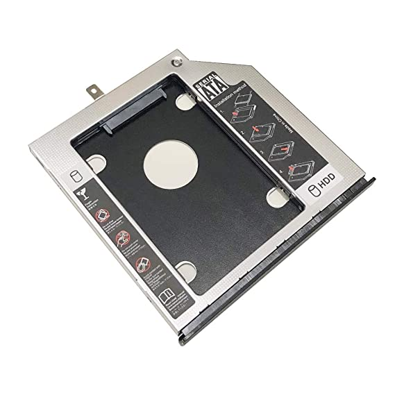Adaptador de Disco Duro SSD de 2ª generación con Marco óptico para ...