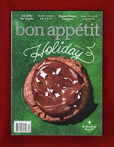Bon Appetit December/January 2017 Issue
