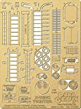 Paragrafix 1/48th Scale X-Wing Fighter Photoetch Set PGX201