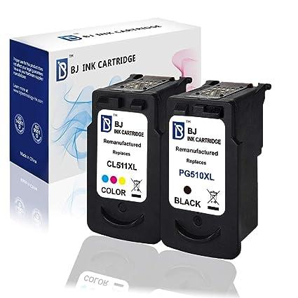 Print-Klex - Cartuchos de Tinta para Canon PG-510XL y CL ...