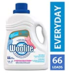 Woolite Everyday, Laundry Detergent, Mega Value Pack, 2.96 L, With Colour Renew - Clothes Look New Longer 1 Count