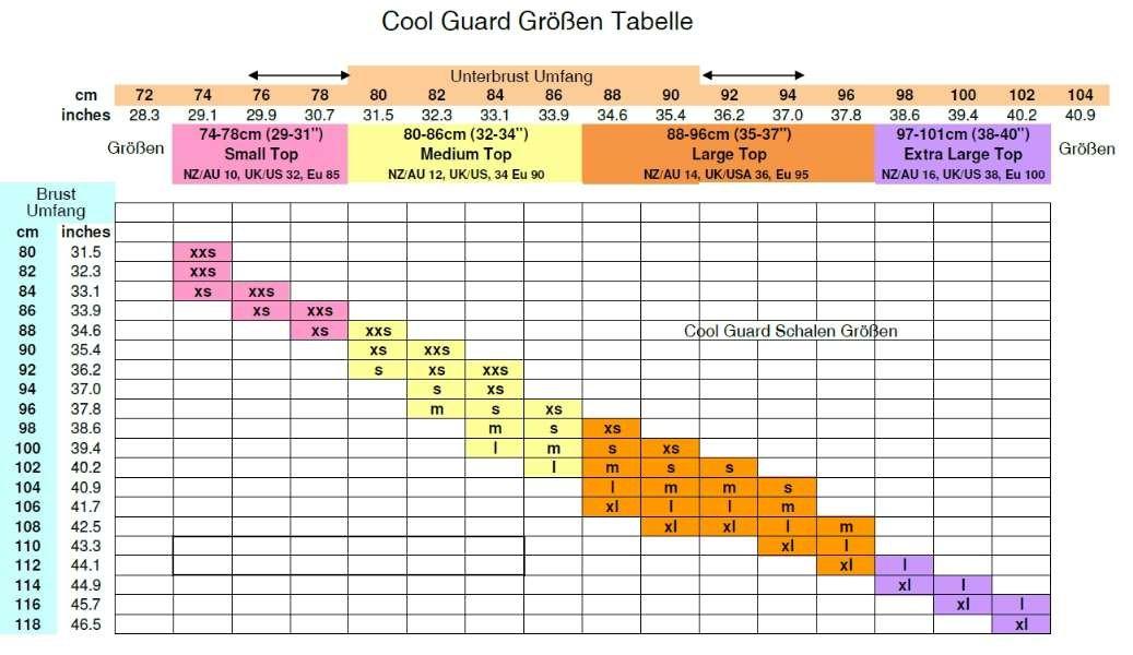 Cool Guard - Sujetador deportivo con protección Talla:large: Amazon.es: Deportes y aire libre