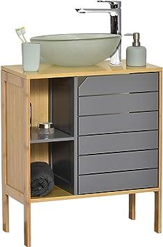 Non Pedestal Under Sink Storage Vanity Cabinet Bath Brown Gray Noumea Amazon Com,Rudolph The Red Nosed Reindeer The Movie Villains