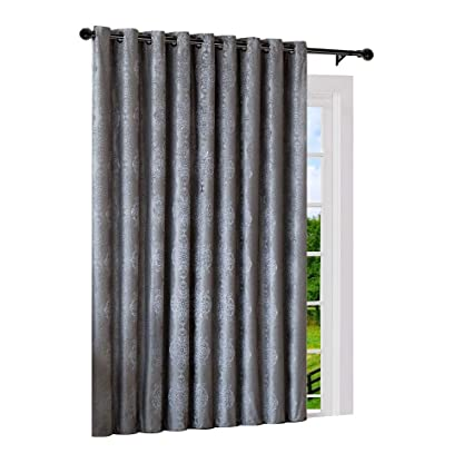 Amazon Warm Home Designs Extra Wide 110 X 84 Charcoal 100