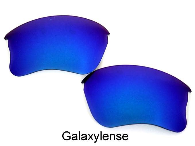 6523d8de6d Lentes de repuesto para Oakley Flak Jacket XLJ o Flak Chaqueta Color Azul  Polarizados (Azul