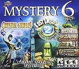 LOST LAGOON 2 Cursed & Forgotten + CRYSTAL SKULLS Hidden Object Mystery 6 Pack SEALED