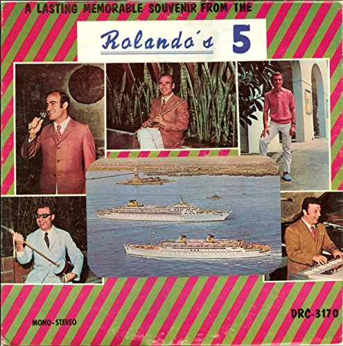 A Lasting Memorable Souvenir From The Rolando's 5 – Autographed Vinyl Record