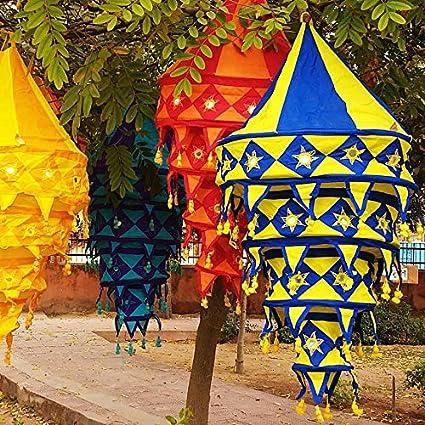 5 Pieace Laterne Dekorationen Geburtstag Party Dekoration Klappbar Bohemian  Lampen Dekorative Indischen Ethnischen Tempel Kronleuchter Lampenschirme ...