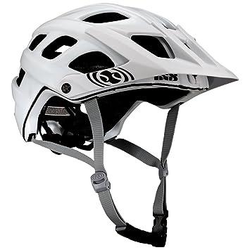 IXS Enduro – Casco para bicicleta de montaña Trail RS EVO blanco talla xs
