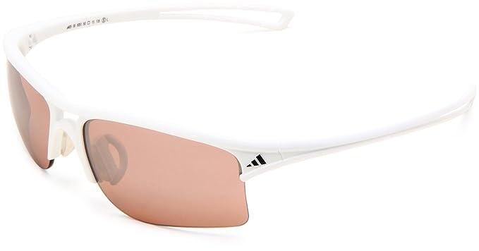 Amazon.com: adidas Raylor S rectángulo anteojos de sol ...