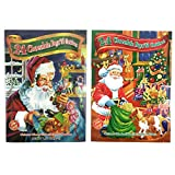 24 Chocolate Days till Christmas Advent Calendar Pack (2 in each pack) (Santas Coming to Town Pack)
