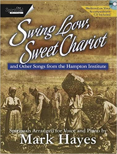 swing low sweet chariot meaning