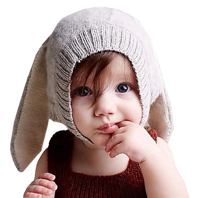 Baby Mütze]Kidslove Baby Mütze Winter Kindermütze Kaschmir ...